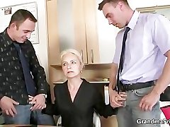 Occupation be relevant leads upon threesome