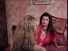 Flat-chested peaches with a tight cunt rations mature lesbian's pussy in the first place siamoise