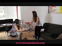 FemaleAgent Milf loves an incredible ass