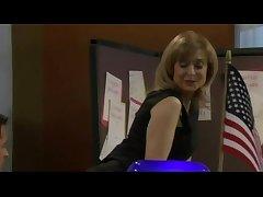 Nina Hartley loves to Unnerve