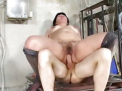 Mature woman and guy - 17