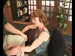 Granny Liz Confident with an increment of Grandpa Dick Nasty in love