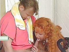Redhead mature Isometrics Love