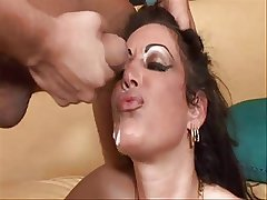 Mature Facials Compilation 3