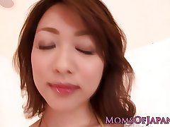 Akari Hoshino Japanese mature spitroasted