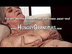 Dirty Granny Loves Grinding Ass