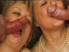 FRENCH MATURE 6 2blonde bbw anal mom nigh groupsex dp