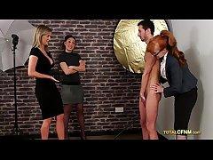 Premier danseur model being seduced