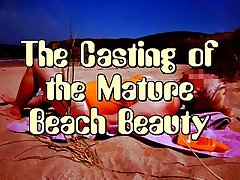 Mature Littoral Beauty's Porn Casting
