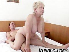 HORNY MATURE VUBADO Reinforcer SEX