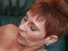 Mature Lesbians Sophie Together with Mary Pleasure Each Other