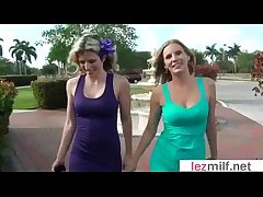 Milfs (Brianna Ray & Cory Chase) Play Sex Hilarity In Of a female lesbian Chapter video-03