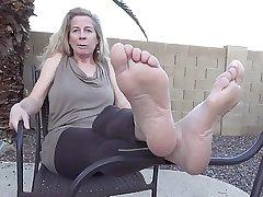 Katie Grown up Feet
