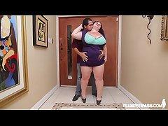 Downcast Cougar BBW Lady Lynn Fucks Latin Tummler Juan Largo