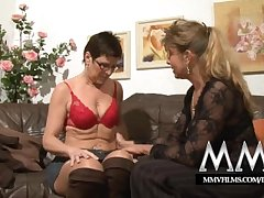 MMV Films Corroded adult tie the knot gets cock