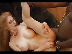 Grown up Redhead Annie In Glasses Gets Buttfucked