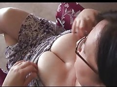 Big-busted Mature milf talking dirty