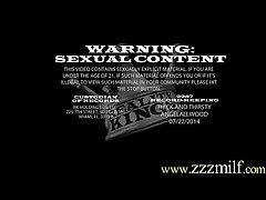 Nasty Wild Milf Fucked Hardcore Haughtiness On Tape clip-25