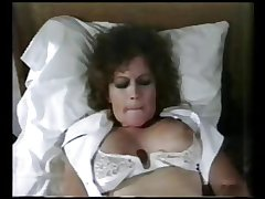 SEXY Jocular mater n114 hairy anal grown up milf with a young challenge
