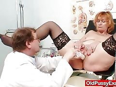 Red Head Milf Sucking Cock