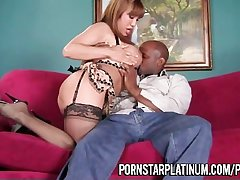 Ava Devine Takes A Fat Flannel