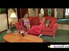 Sex Tape Scene With Hot Lez Of age Gentlefolk (Brianna Ray&Kristen Cameron&Tara) vid-30