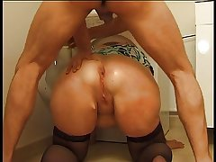 Fat Milf Substructure More A Rough Anal Fuck
