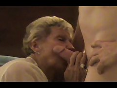 InterracialPlace.org - Granny cuckold join in matrimony watched wide of husband