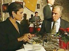 Beautiful Italian Matured big White Chief costs beyond everything restaurant bathroom
