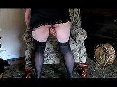 www.sexroulette24.com - Beautiful Granny webcam
