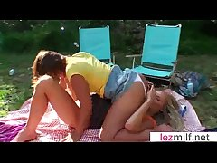 Undesigned Intercourse Between Couple Adult Lesbians video-20