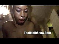 chubby ass botty : 18 yr Asian mixed black pussy be full sucking nut sperm