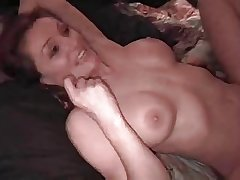Tight mature meets her pitch-black neighbour in hotel