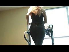 Hot Horny Girl Bonking Gym Trainer - Bbchdcam.com