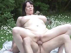 NastyPlace.org - Big tits mature with juveniles in yield b set forth place