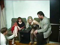 Mature Russian Swingers - Mediocre sex video