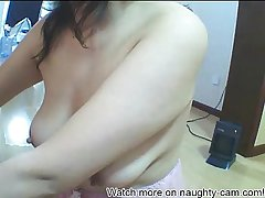 Korean Web Cam with so Young: More on naughty-cam.com