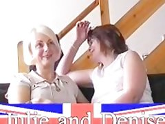 Craven housewifes cunning lesbian encounter