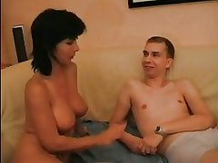 HOT MOM n136 pessimistic german mature milf with the addition of couple of teen