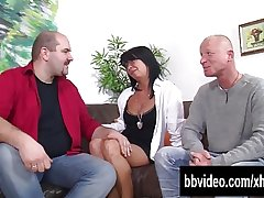 German mature whore gets writing fucked