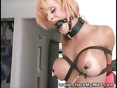 Check My MILF - Tanned order about milf BDSM action