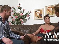 MMV Films Pierced adult tie the knot gets bushwa