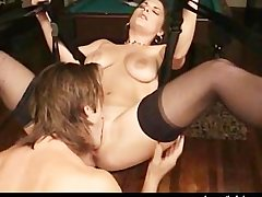 Big Titted Amateur Banged In A Perform