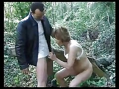 FRENCH CASTING 122 mature jocular mater milf anal babe
