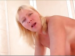RUSSIAN MOM 15 mature with respect to a caitiff public schoolmate