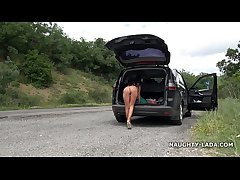 Nude in the first place gobs c many road