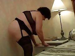 FRENCH MATURE 20 bbw mature nourisher milf younger couple