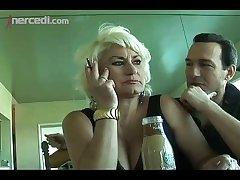 Matured Dana Hayes Swallows Cum