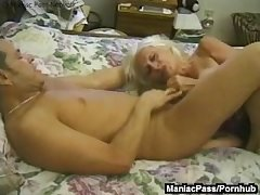 Grown-up granny enjoys raw sex