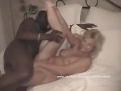 Fucked hard by a Black Dom Hubby Watches
